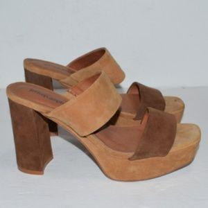 Jeffrey Campbell Shoes - Jeffrey Campbell Adriana-2 Sandal Mismatch
